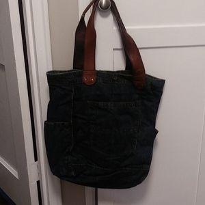 Lucky Brand Denim Bag